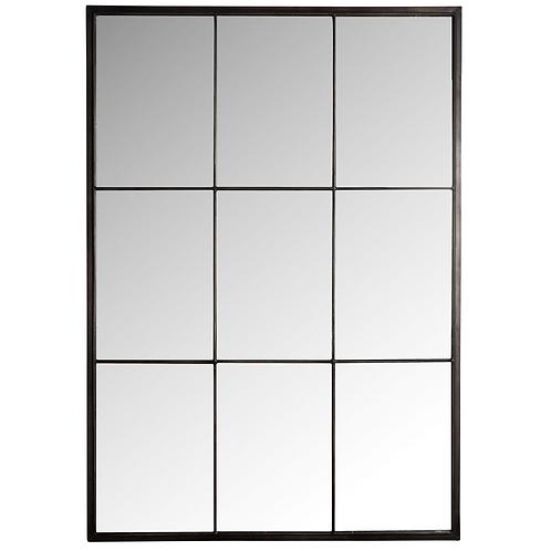 window pane mirror