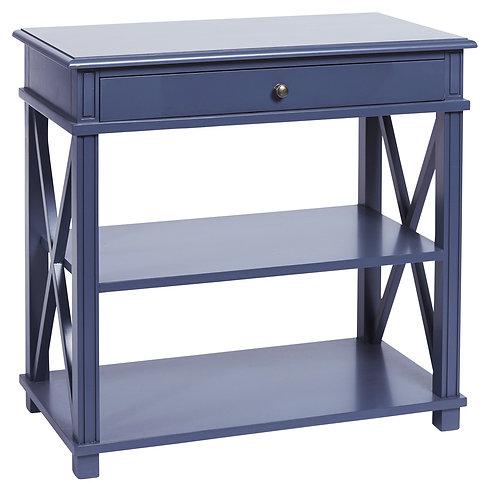 Blue sidetable