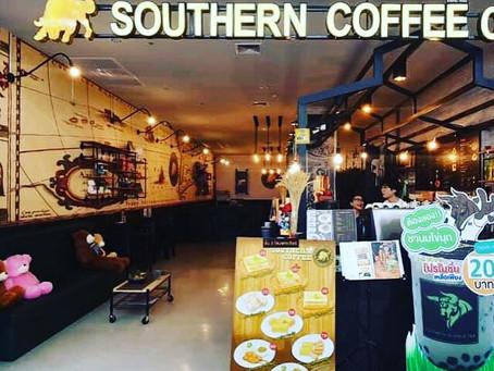 ดื่มกาแฟรสชาติเข้ม ที่ Southern Coffee แล้วมานอนนวดฟินๆ ที่ร้านธรรญา