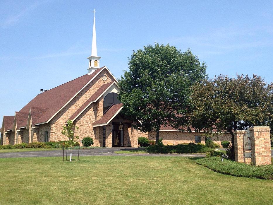 Wiota Lutheran Church