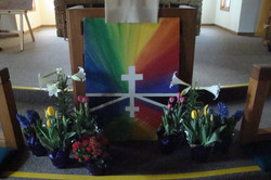 Easter, Art Display