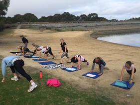 Lysterfield Lake Cardio Session