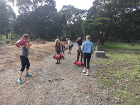 Lysterfield Lake Boot Camp 2