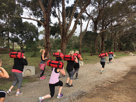Lysterfield Lake Boot Camp