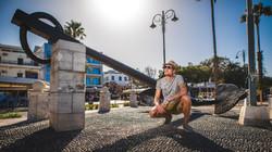 Nils Reinhardt in Kos Griechenland