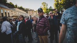 Menschen in Salzburg