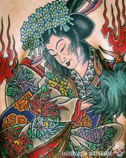 彫やす・二十四考狐火、八重垣姫