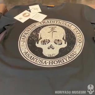 彫やすモデルマシン・Tシャツ・Horiyasu Model Machine and T-shirt