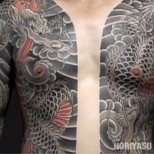 Horiyasu 彫やす - Kaosho Rochishin 花和尚魯智深