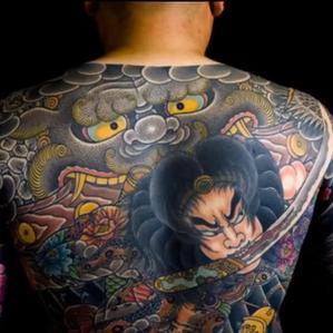 浅草 彫やすさんの刺青作品集 / Japanese tattoo by Asakusa Horiyasu