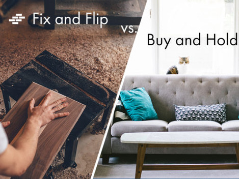 Fix & Flip vs Buy & Hold