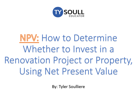 How to use Net Present Value & Analyze Properties like Warren Buffet
