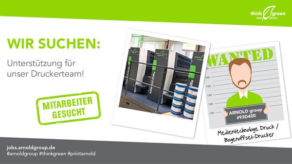 PURe-Drucker gesucht!