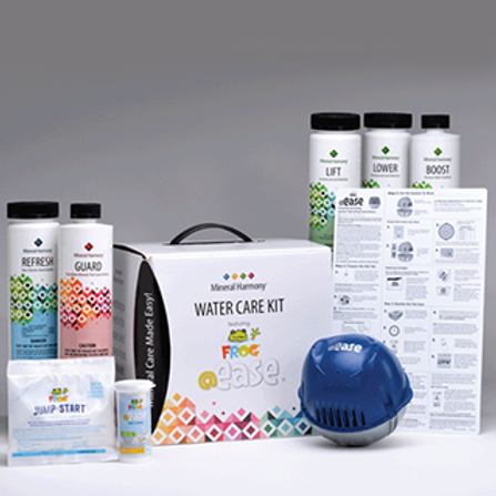 Mineral Harmony Starter Kit featuring @ease
