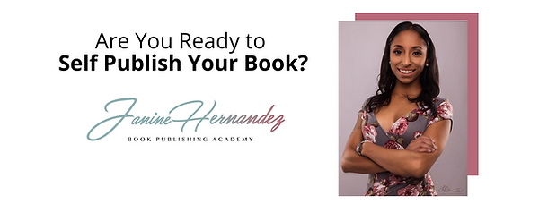 Are You Ready _ To Self Publish Your Boo