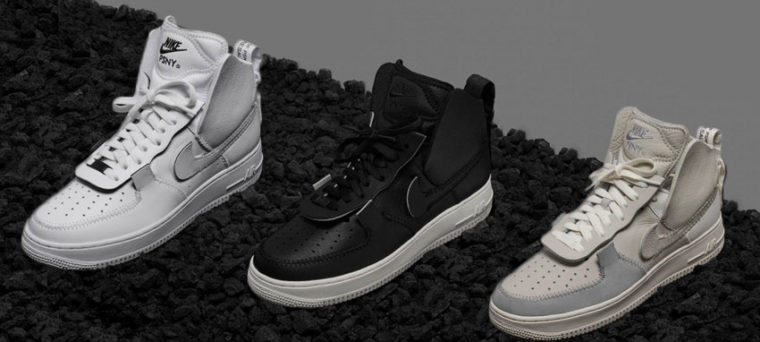PSNY Give The Nike Air Force 1 A Deconstructed Makeover