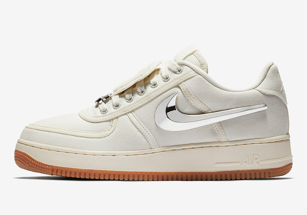 Image result for travis scott air force 1 august