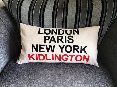 Destination Cushion