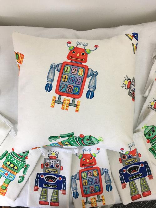 Children's Cushion & Bunting Set