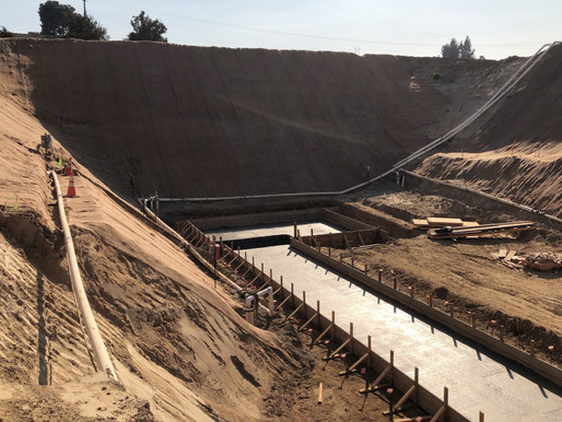 CONSTRUCTION ON STATE HIGHWAY 132 IN STANISLAUS COUNTY