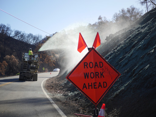 ROUTE 128 AND 121 EMERGENCY LNU COMPLEX FIRE REPAIRS