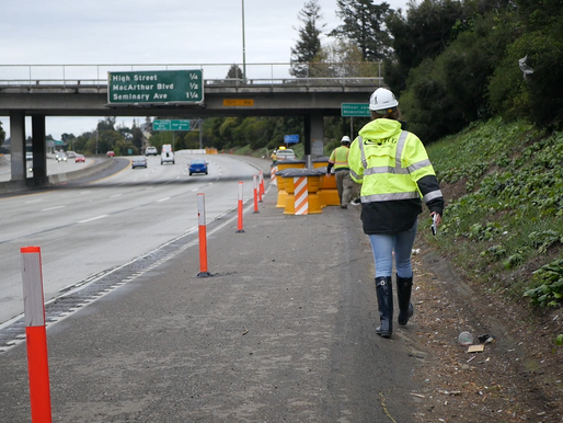 Caltrans Stormwater Inspection Forms Basics   The CEM 2030, 2035, and so on...