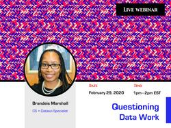 Questioning DataWork