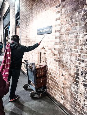London, Harry Potter