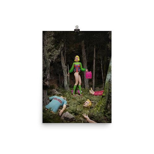 Pearl x Pol Kurucz 12x16 Poster (1)