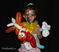 Balloon Twisting Add a Special Touch