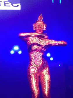 Goldtron Dancers