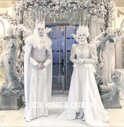 ICE KING & QUEEN