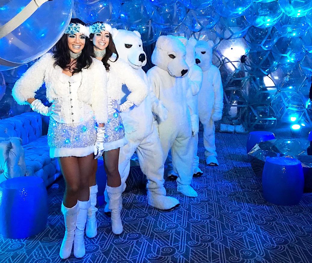 Winter Wonderland Performers