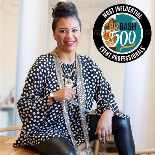CEO Fabiola Hesslein named as a U.S. Most Influential Event Professional by BizBash Magazine