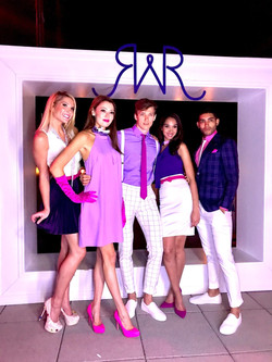 Model Staff