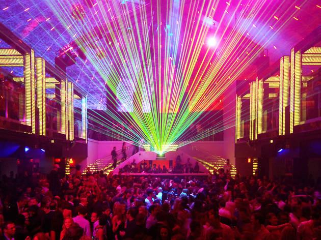 Liv Night Club @ Fontainebleau Hotel