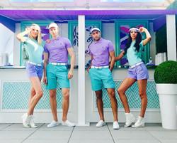 Tennis Themed Models