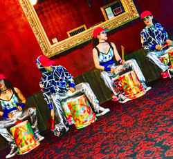 Tryon Ent Bucket Drummers