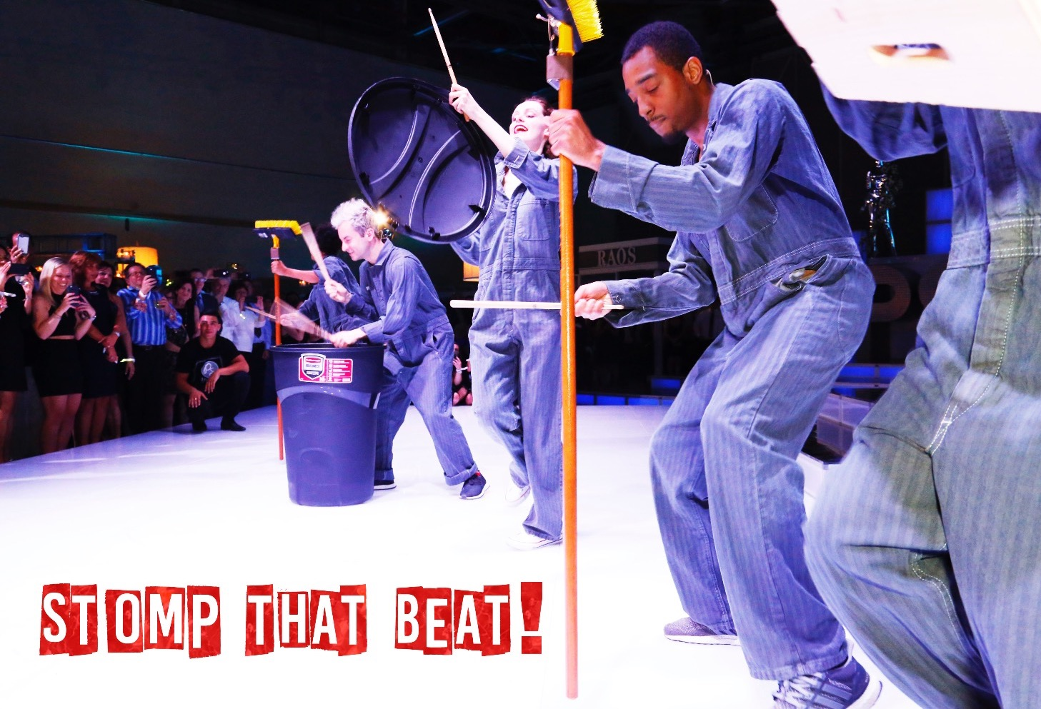 STOMP THAT BEAT