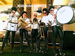 MARCHING BANDITS