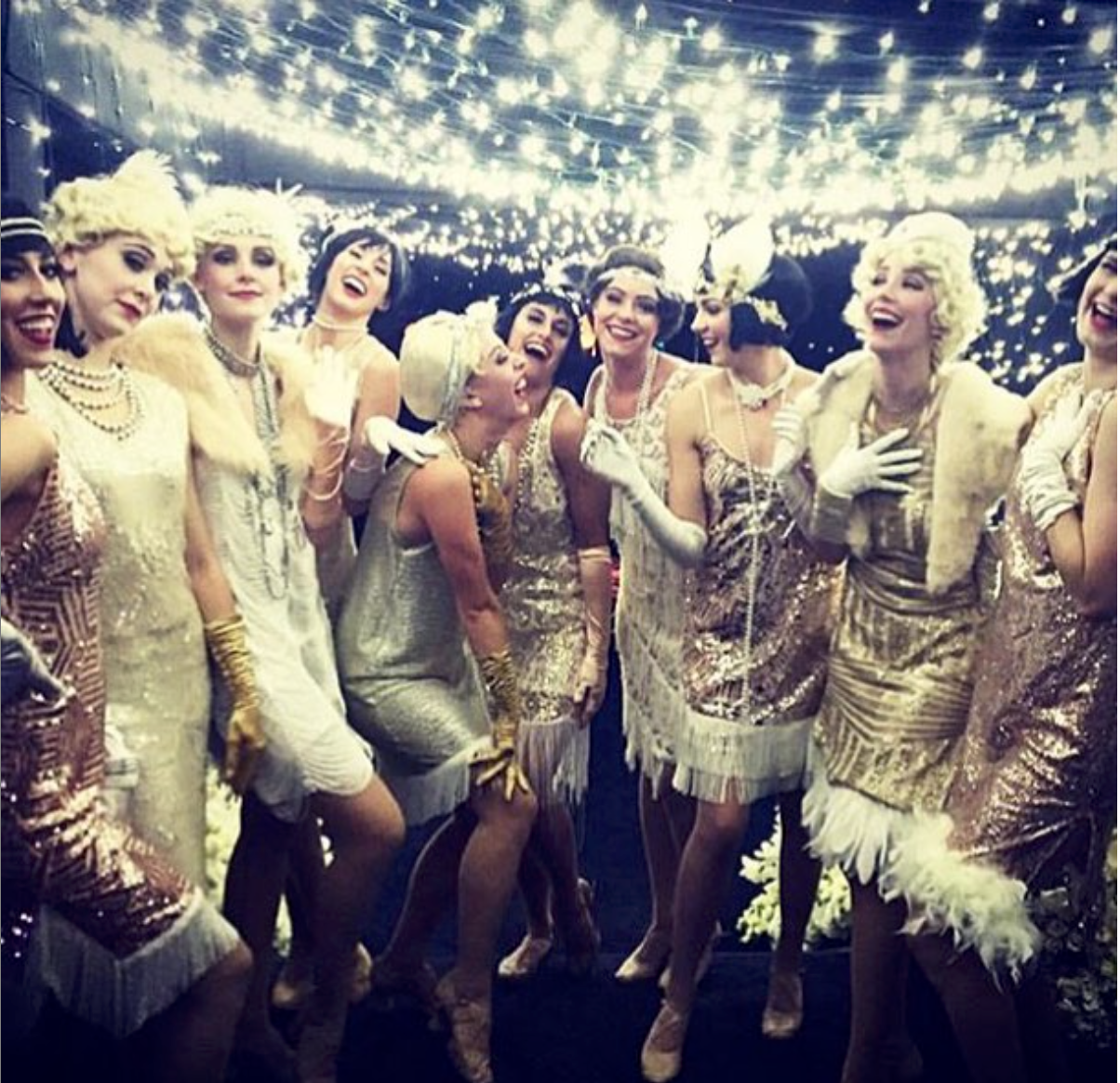 Gatsby Girls