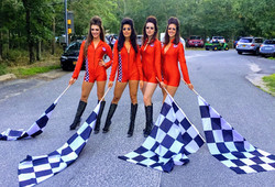 Race Car Themed Models