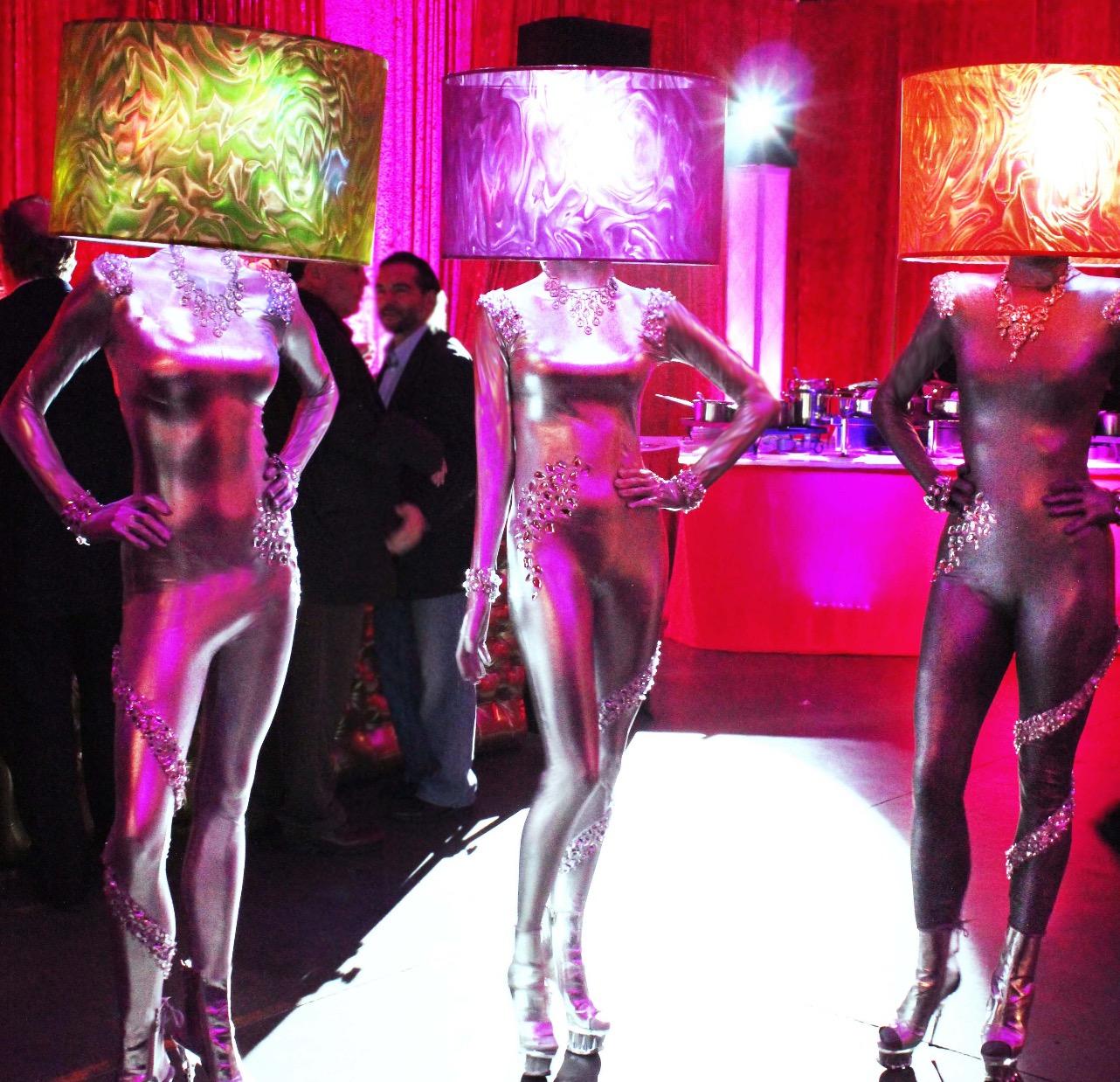 So Shady Lamp Shade Models
