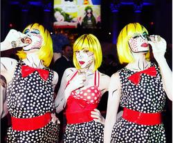 Pop Art Girls