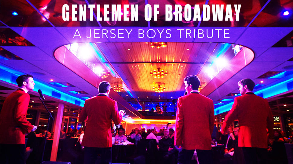 Gentlemen of Broadway show