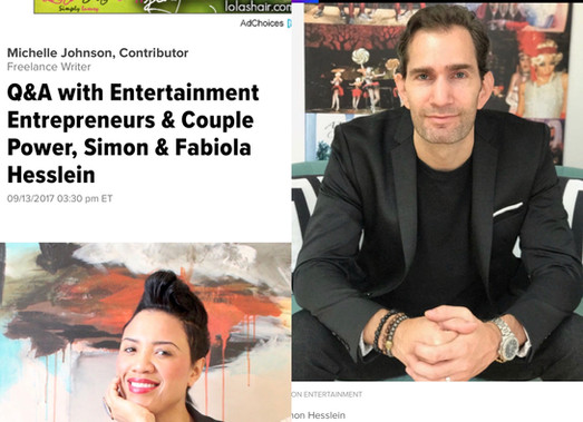 Huffington Post features Founders of Tryon Entertainment