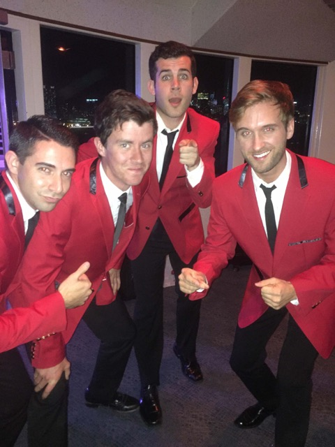 Jersey Boys Tribute