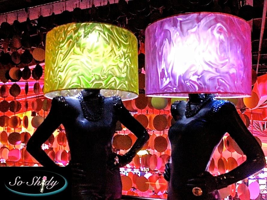Lamp Shade Models