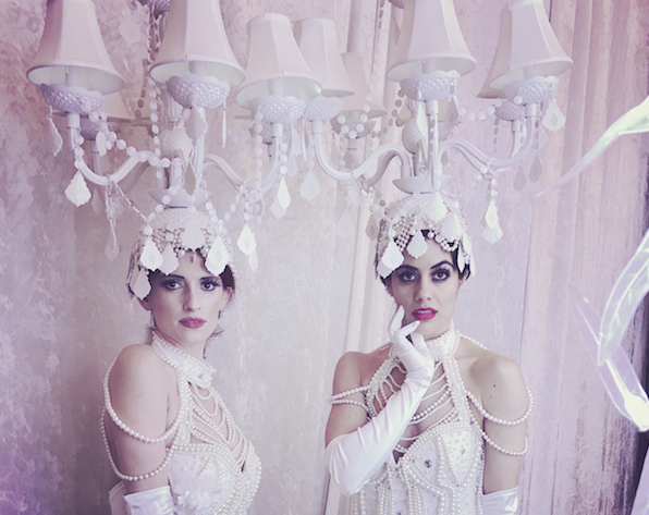 Chandelier Girls