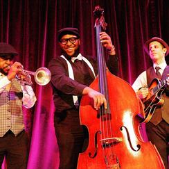 Tryon Entertainment Jazz Band
